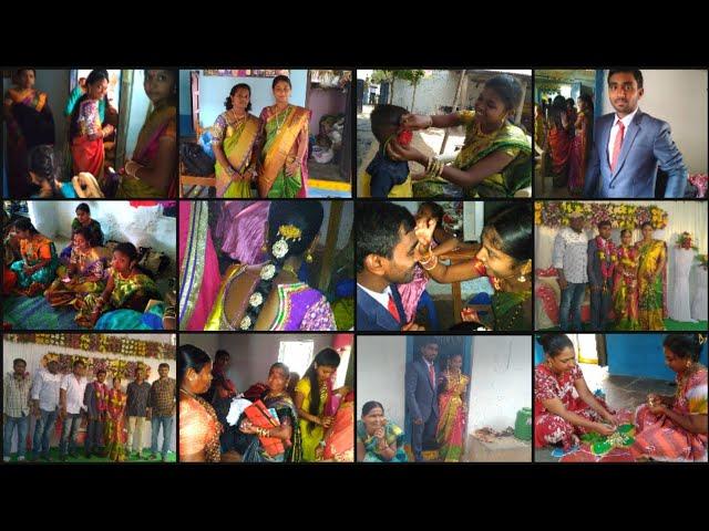 #DIML మా అన్నయ్య RECEPTION PARTY  CELEBRATION//అచ్చమైన పల్లెటూరి పెళ్లి పండుగ.