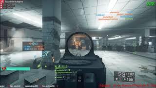 Battlefield 4 Twitch Highlights:Metro + DDos Attack Gameplay