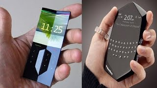 Top 10 Phones - 10 MOST UNUSUAL SMARTPHONES