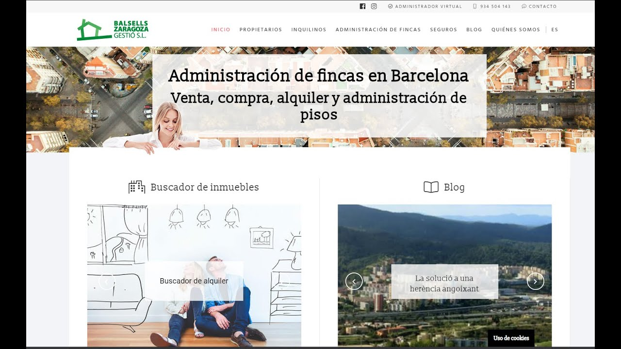 Balsells Zaragoza Gestio   Marina