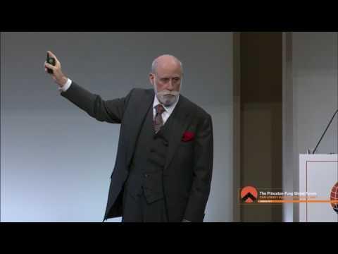 2017 Princeton-Fung Global Forum: Vinton G. Cerf