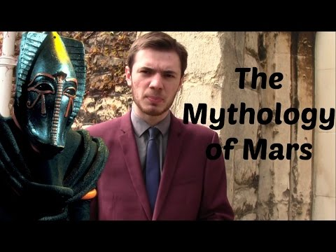 The Mythology of Mars