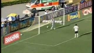 Goias 2 x 2 Coritiba - Brasileirão 2009 - 23°Rodada - 06.09.2009
