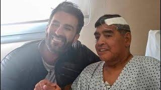 حقيقة وفاة مارادونا The fact of Maradona's death is only a rumor