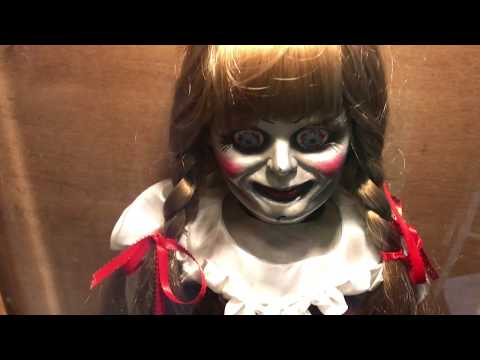Full Size Annabelle Doll Reprise!!