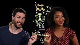 How Does Pikachu Shock You? | Because Science Live!