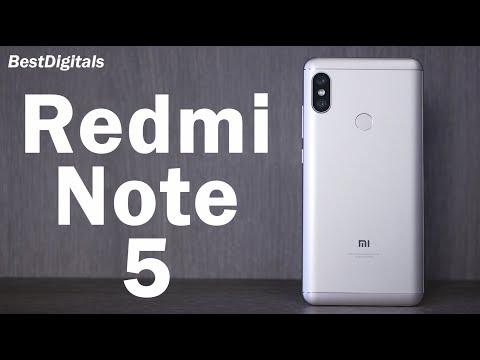Обзор Xiaomi Redmi Note 5 – долгожданный! Бестселлер?
