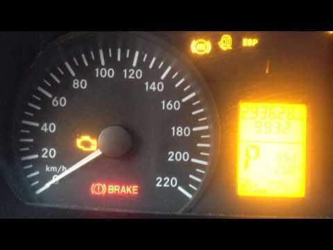Холодный запуск Mercedes-Benz Vito 111 CD 2009г.в. -25с