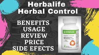 [Hindi] Herbalife Herbal Control |  Review, Benefits, Usage, Demo and Price |  What is Metabolism ?