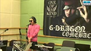 ► G-Dragon CRAYON Radio Live ◄