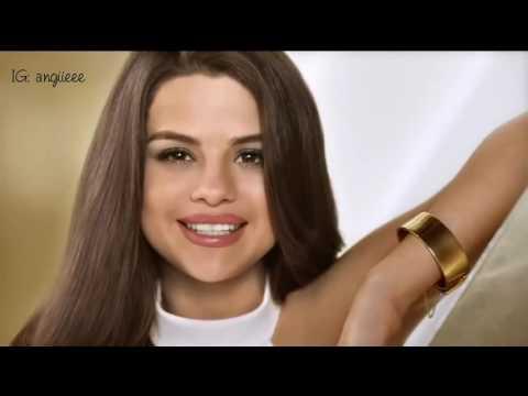 Recopilacion: Comerciales Selena Gomez para Pantene.