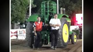 2014 Badger State Tractor Pullers