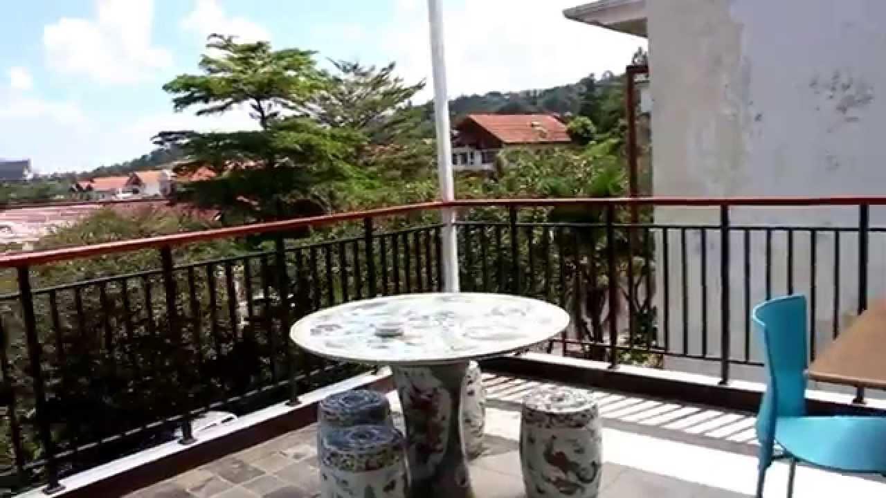 Villa Dago Pakar P4-16 Bandung (5 Bedrooms) Modern ...