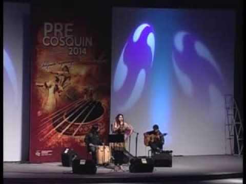 Andrea López Ibáñez - Pre Cosquín 2014 - A Don Rosa Toledo (Zamba)