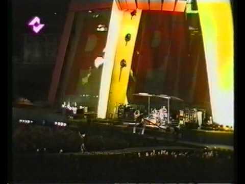U2 Live Sarajevo Kosevo  Popmart Tour 23.09.1997 Part 1