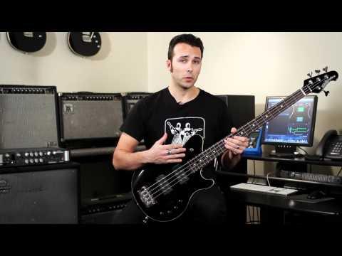 The Music Man Game Changer Bass Tutorial