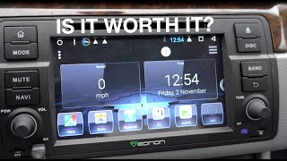 Eonon GA8150A Update | BMW e46 Navigation