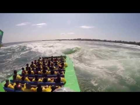 Jet Boating on the St. Lawrence River: Montreal