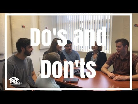 Do's And Don'ts Of Video Conferencing