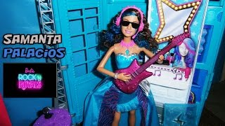 Barbie Campamento Pop Muñeca Erika / Barbie in Rock `n Royals Erika Doll