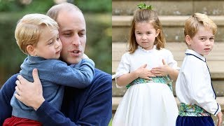 Kate Middleton Accidentally Shared What George And Charlotte Call Their Dad - And It's Just Too Cute