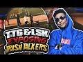 LSK & TTG EXPOSING TRASH TALKERS! NBA 2K17 MyPark Gameplay