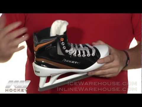 Bauer Pro Goalie Ice Hockey Skate Review