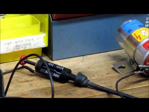 how to change honda outboard from breakerpoints ignition to cdi