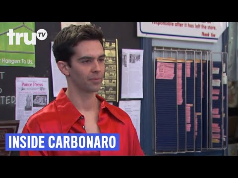 The Carbonaro Effect: Inside Carbonaro - Instant Outfit Change | truTV