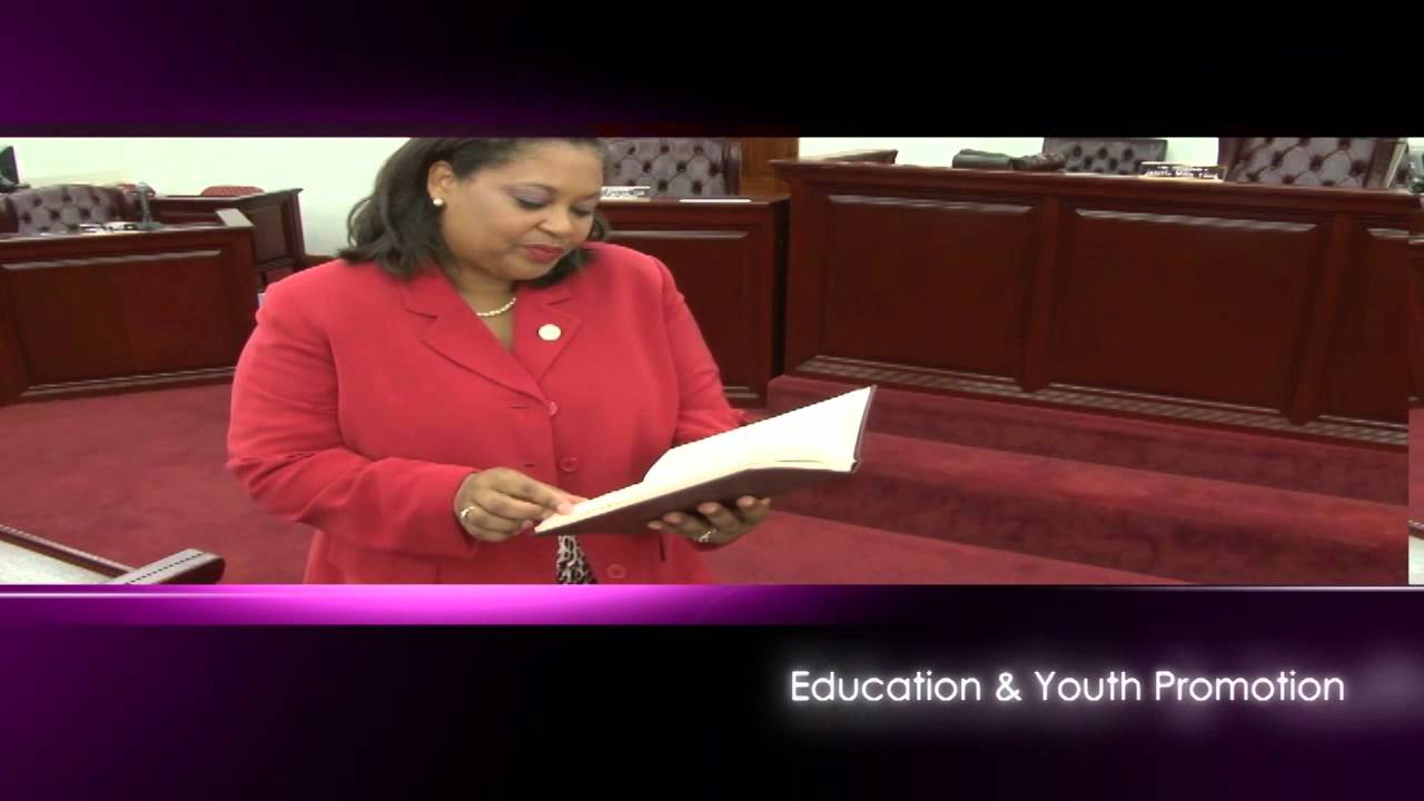 Vote Senator Janette Millin Young: Education & Youth Promotion