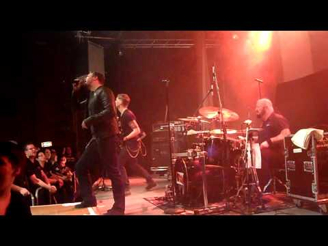A Life Divided - Heart On Fire (Live 24.03.13 Osnabrück Rosenhof)