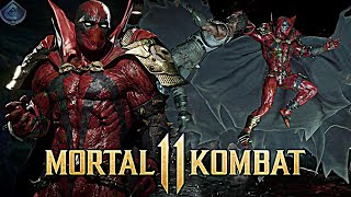 Mortal Kombat 11 Online - BRUTALITY HUNTING WITH SPAWN!