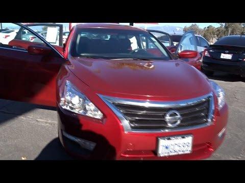2015 Nissan Altima San Bernardino, Fontana, Riverside, Palm Springs, Inland Empire, CA P8946R