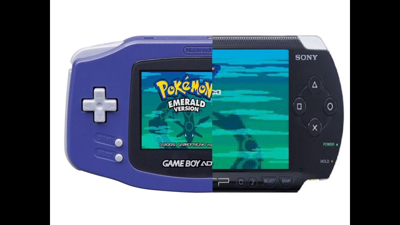 download pokemon emerald psp iso