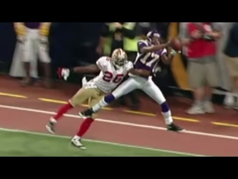 NFL Top 10 Catches of the 2009 Season
