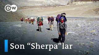 Avrupa'nın son Sherpaları - DW Türkçe