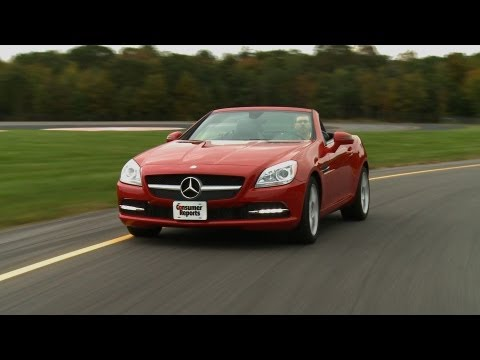 2012-2014 Mercedes-Benz SLK quick take | Consumer Reports