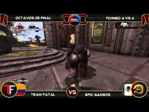 Octavos de final: Team Fatal vs Epic Gamers Staff