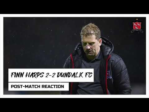 Vinny Perth Reaction | Finn Harps 2-2 Dundalk FC