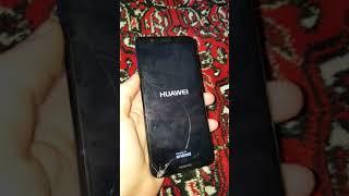 Huawei P Smart FIG-LX1 hard reset скидання налаштувань графічний ключ пароль зависає висить на заставці