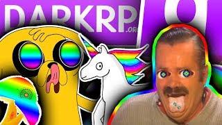 SERIE DARKRP #56 | JE SUIS UN FABRICANT DE LSD ! | GARRY'S MOD RP DETENTE DELIRE | GANG9STAR