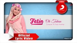 FATIN - Oh Tuhan (Lyric Video)