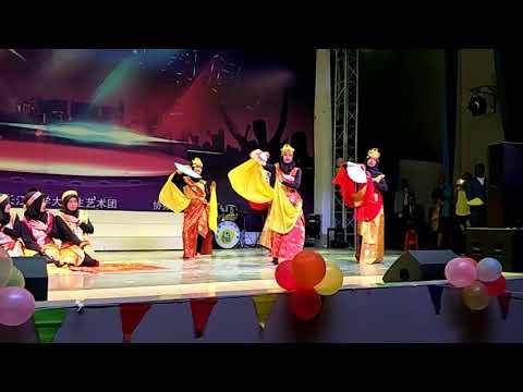 Yangtze University Cultural Show 2018# Indonesian Cultural Dance