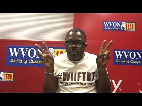 Watch The WVON Morning Show...Today  AG Nomination at Cook County Democratic Party!