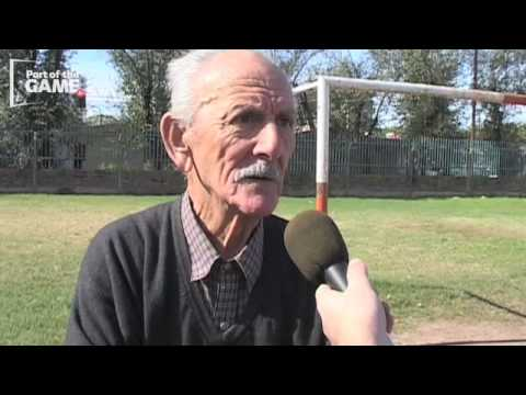 Messi's first coach talks about him