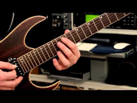 Polyphia 'Envision' - Rick Graham guest solo (Guitar Lesson)