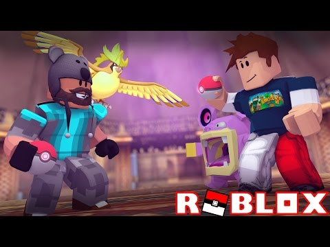 SHINY BATTLE AGAINST THNXCYA!!! | Pokémon Brick Bronze [#53] | ROBLOX
