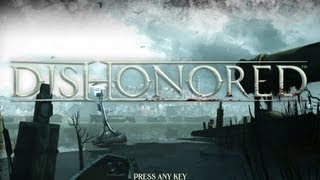 Dishonored: a game about being a bitch right now