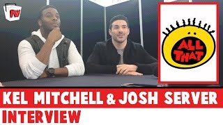 ALL THAT: Kel Mitchell & Josh Server Interview - NYCC 2015