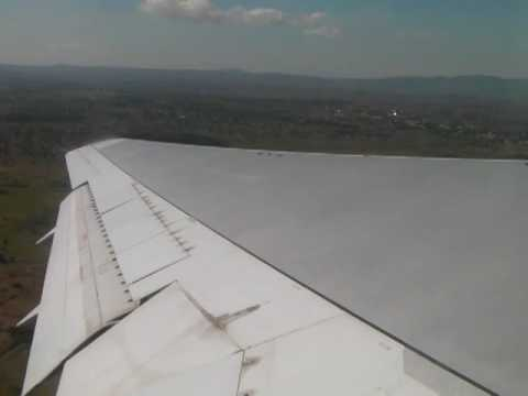 Smooth take off from Lilongwe 1